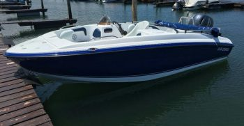 X-Fire Bow Rider Boat for Sale