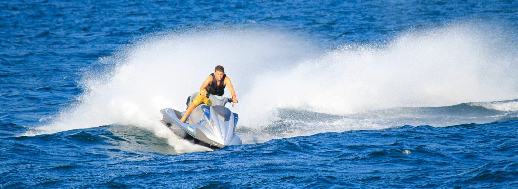 New WaveRunner or Jet Ski