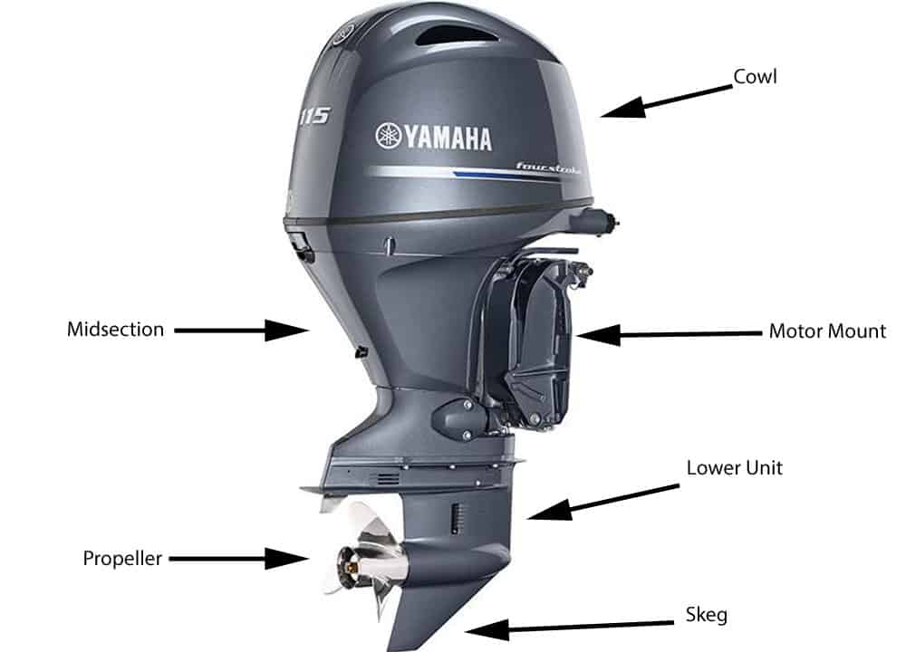 outboard-engine yamaha parts