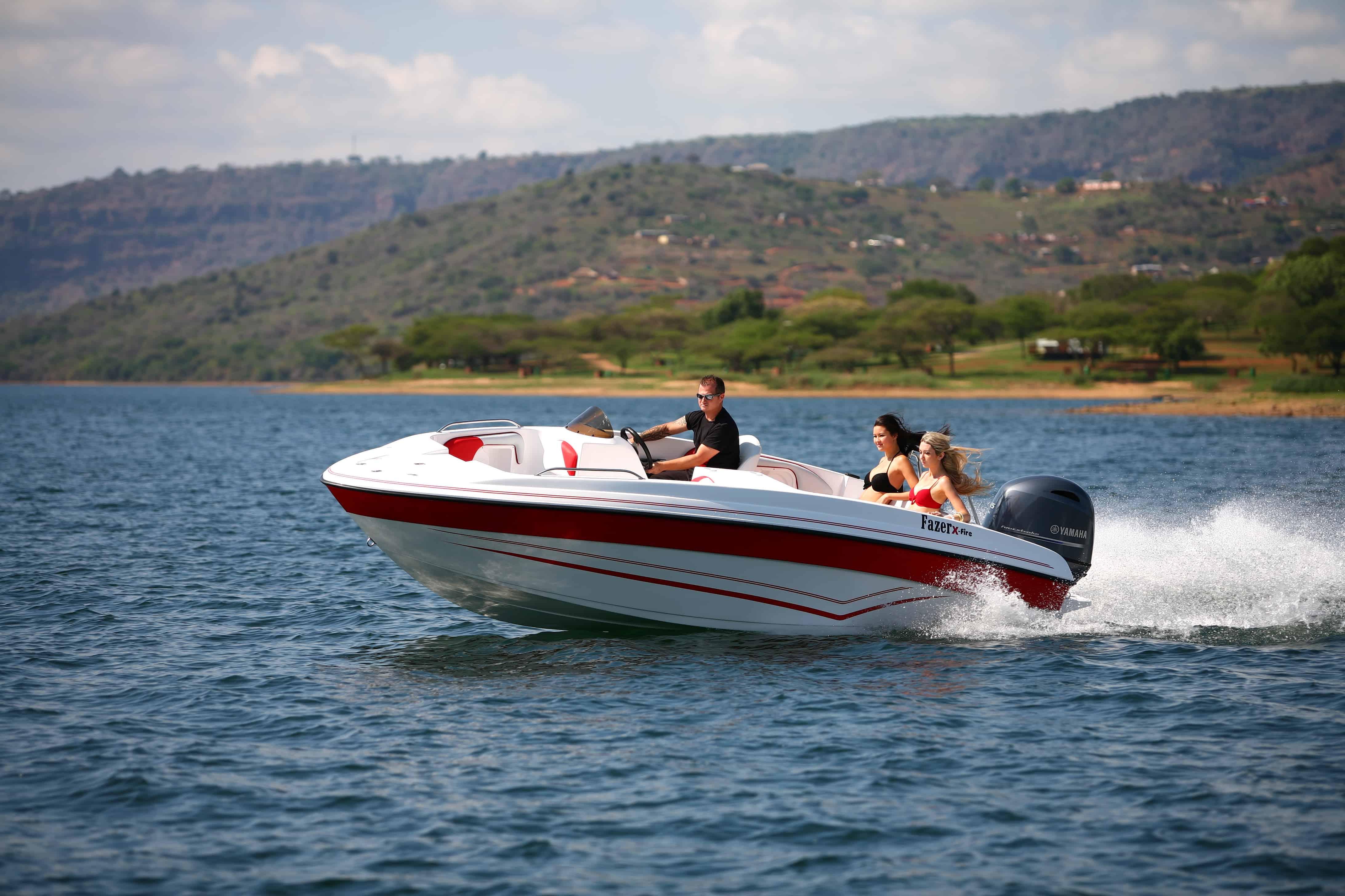 Plett Yamaha XFire Boat For Sale