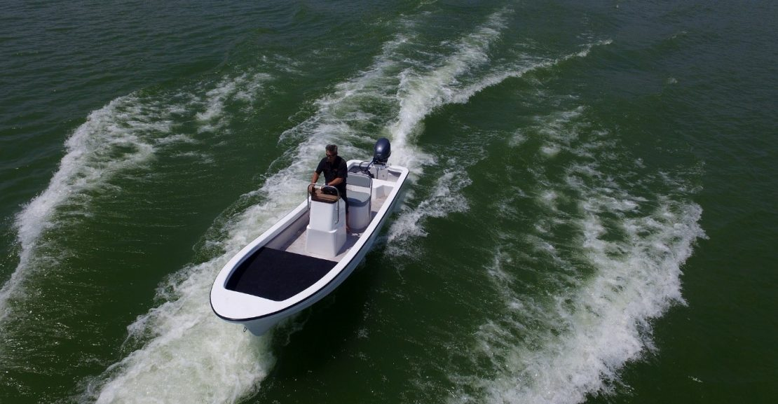 Machete Multi Purpose Boat