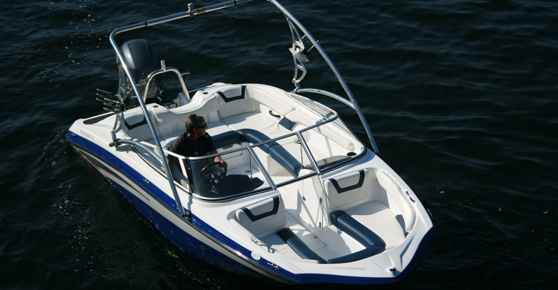Mystique 19 Bowrider Boat for Sale