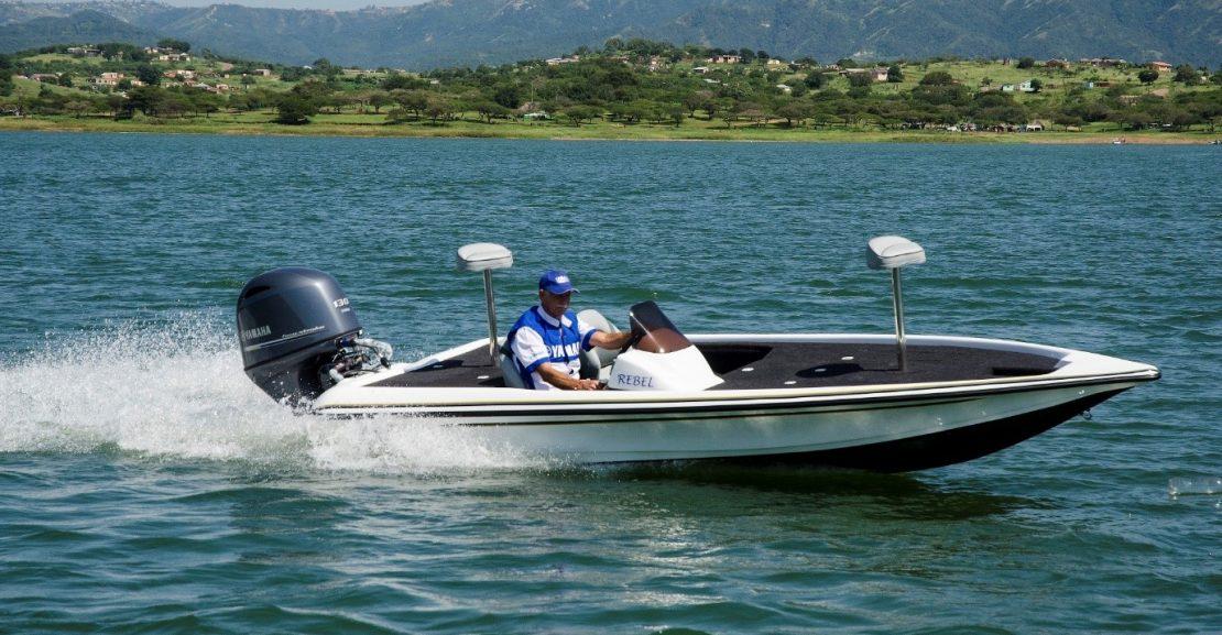 Rebel 533 S & D Multi Purpose Boat