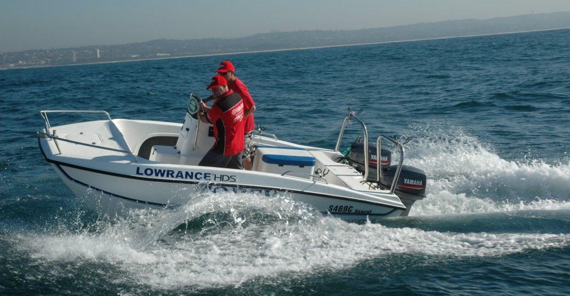 Seacat 465 CC boat for sale