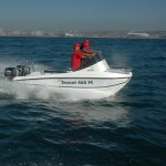 Seacat 465 FC Offshore Boat