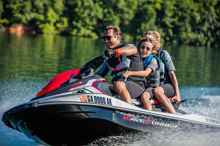 Plett Yamaha EX Deluxe – EX1050A-S For Sale