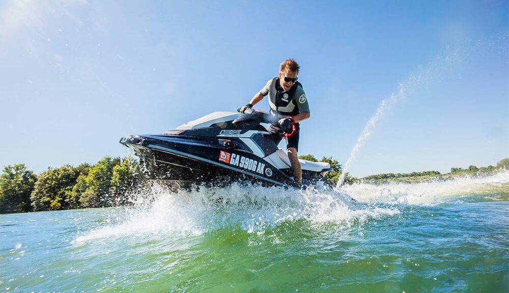 Plett Yamaha EX Sport – EX1050B-S