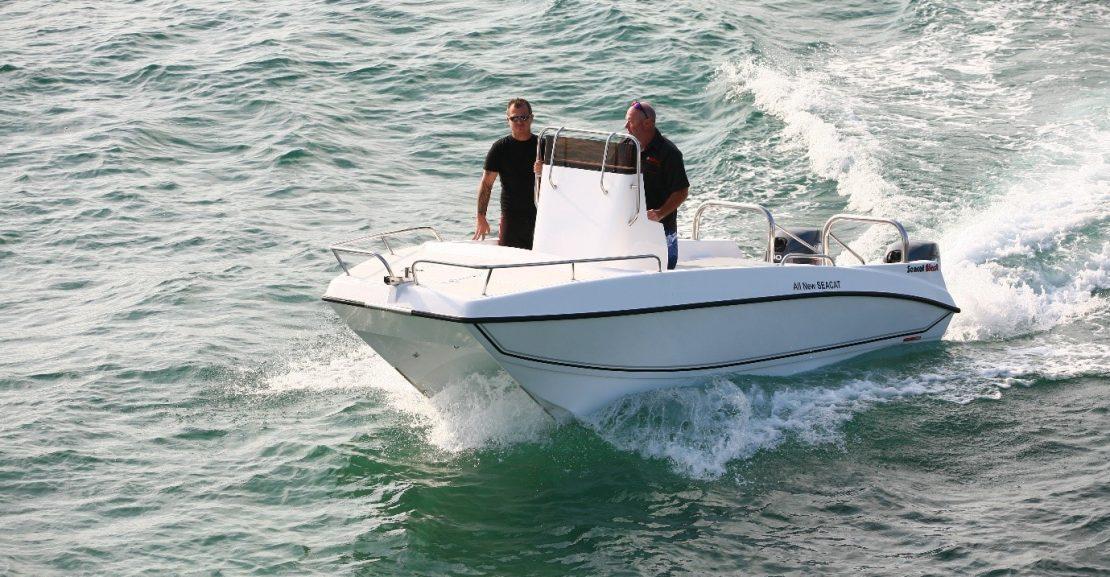 Seacat 510 BLAST CC
