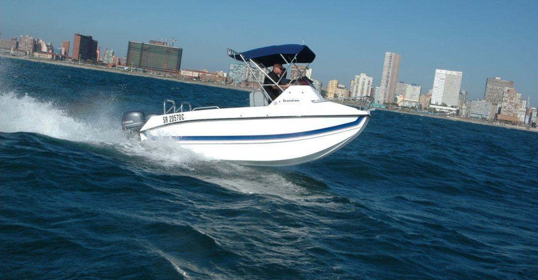 Seacat 636 FC – Hard Top Option