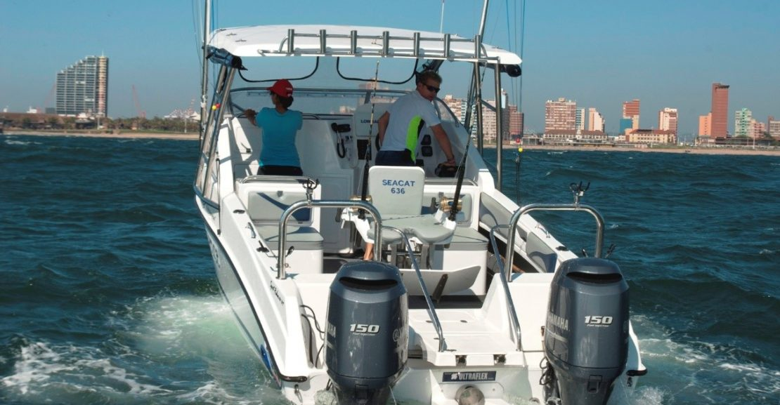 Seacat 636 FC – Sports Fisher Cabin offshore boat for sale
