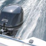 Yamaha 4-Stroke Outboard plett