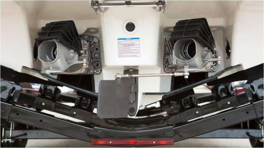 Yamaha-Spare parts Keel